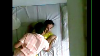 Indian Kerala aunty and spouses younger schlong hidden camera