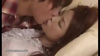 Beautiful Japanese Sister fucked by brother