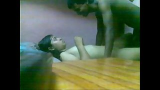 Desi Indian Timid College Girlfriend Screwed and Secretely Ebony 22 Minute Leaked Scandal